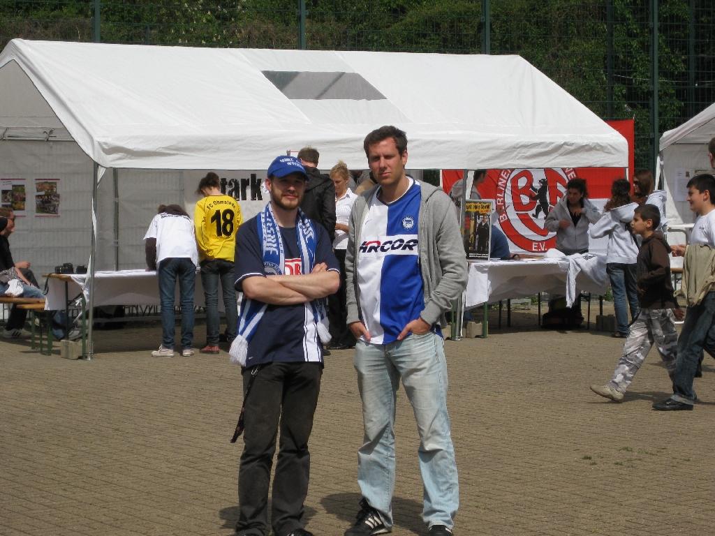 Christoph und Daniel